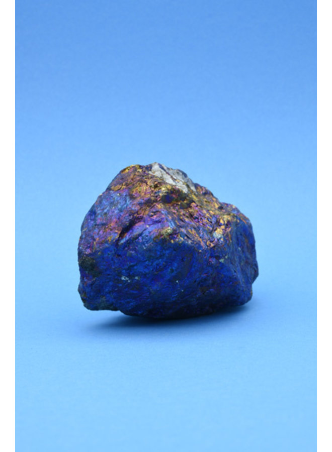 Peacock pyrite, Bornite