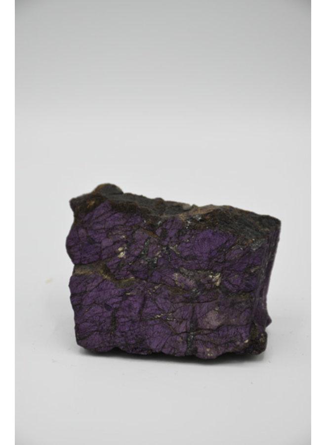 Purpurite from Namibia