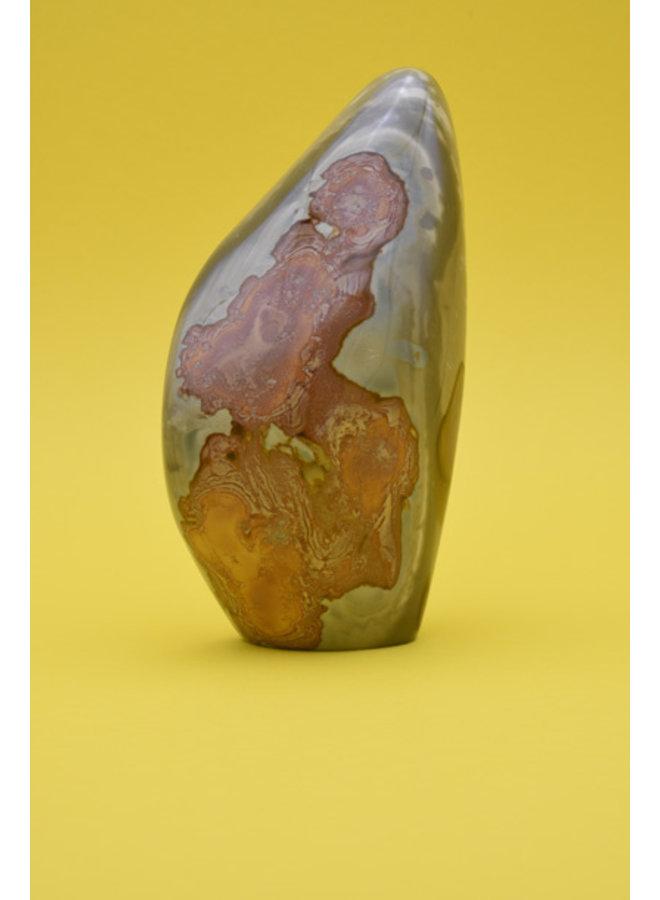 Polychrome Jasper from Madagascar