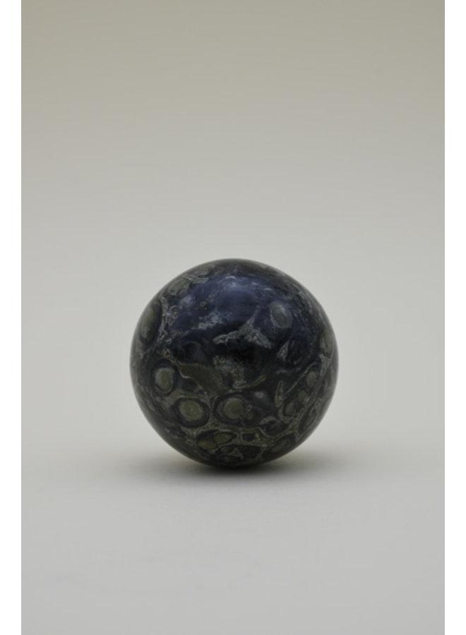 Kambaba shaman stone from Madagascar