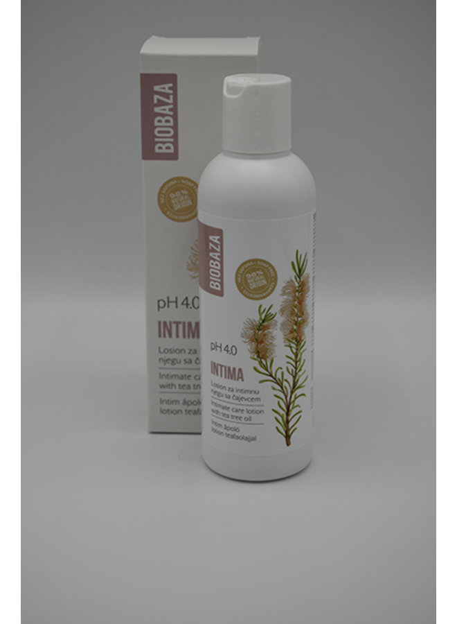 Intima lotion pH 4.0, 200ml