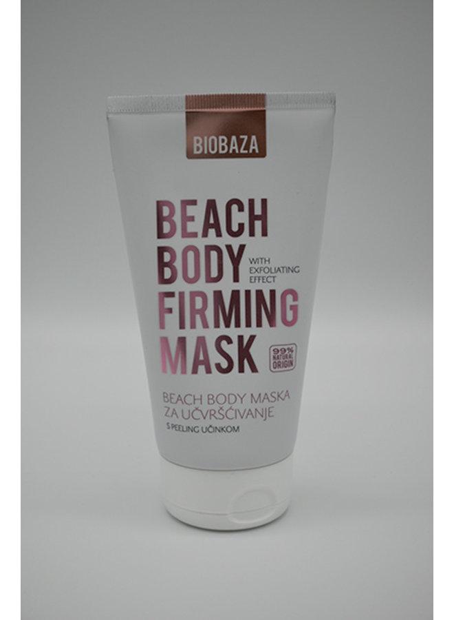 BIOBAZA BEACH BODY FIRMING MASK WITH EXFOLIATING EFFECT 150ML