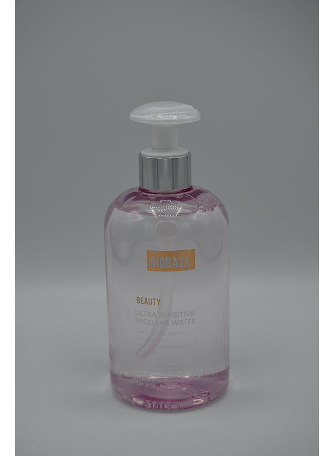 Beauty ultra sensitive micellar water, 500 ml