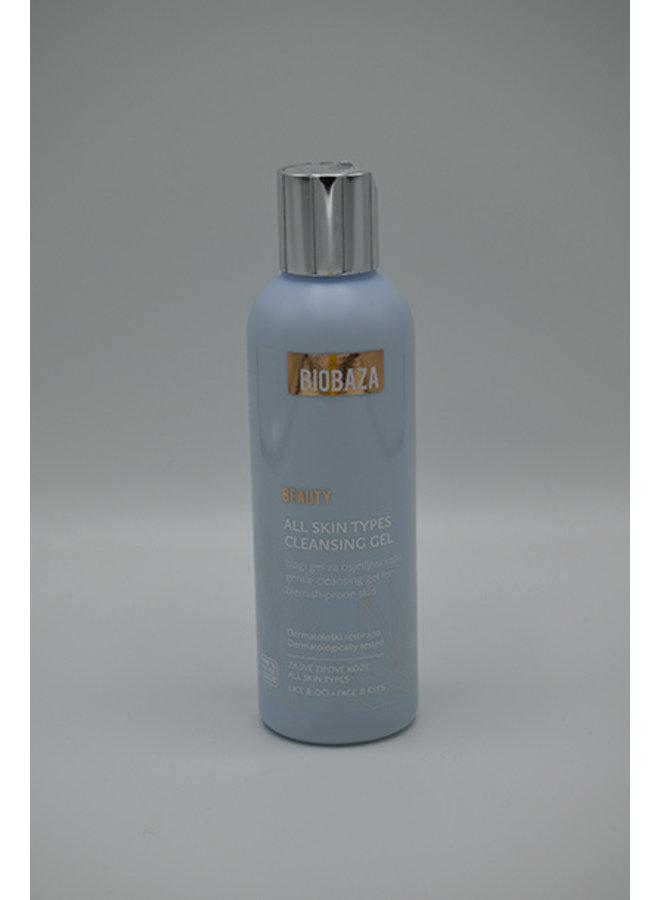 Beauty all skin types cleansing gel, 200 ml