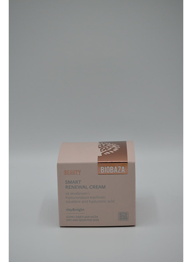 Beauty slimme vernieuwingscrème, 50 ml