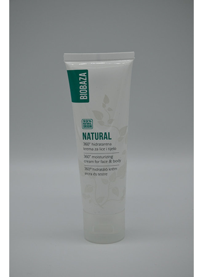 BIOBAZA NATURAL PH NEUTRAL hydrating cream