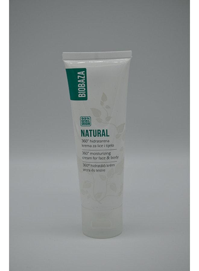 Natural PH neutral for all skin, 90ml