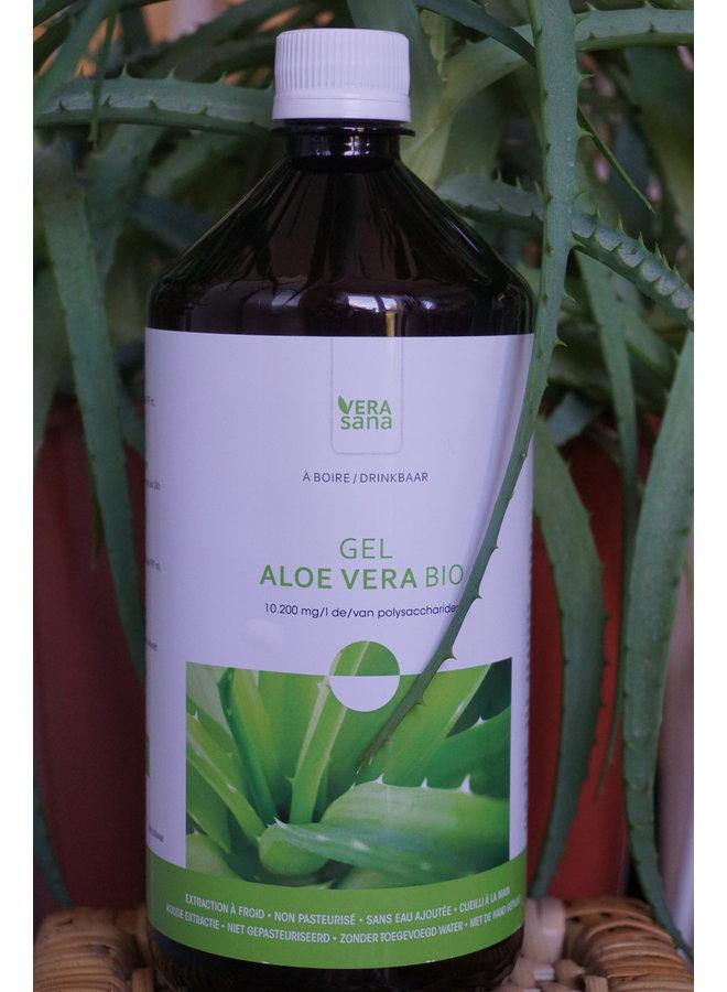 Vera Sana Aloe Vera Gel Bio 1L