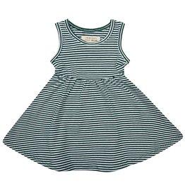 Little indians Little indians forest stripe dress