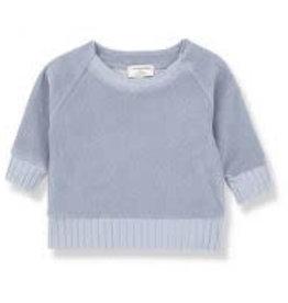 1+in the family ETTIENNE light blue sweatshirt