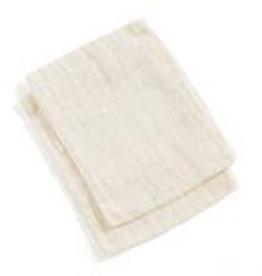 Mundo melocoton Mundo melocoton wash cloth off white set of 2
