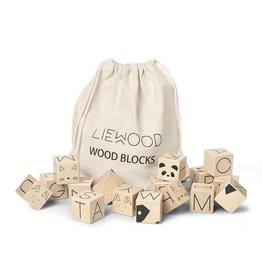Liewood LIEWOOD WOODEN BLOCKS