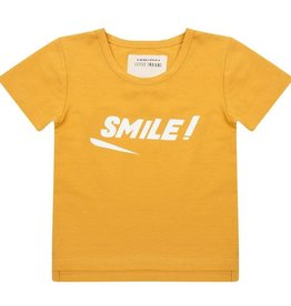 Little indians LITLLE INDIANST SHIRT SMILE OKER