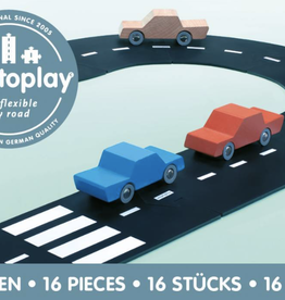Way to play WAY TO PLAY FEXIBELE AUTOBAAN 16  DELIG