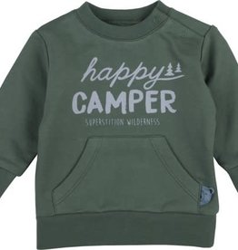 ZERO 2 THREE ZERO 2 THREE SWEATER HAPPY CAMPER