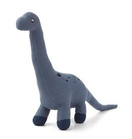Liewood LIEWOOD BRANCHIO DINO KNIT TEDDY BLUE WAVE
