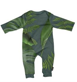 Snurk SNURK GREEN FOREST JUMPSUIT