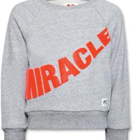 AO76 AO76 C-NECK SWEATER MIRACLE