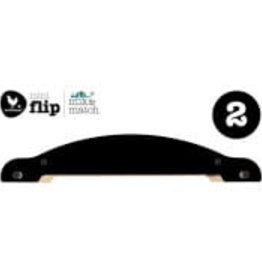 Wishbone WISHBONE MINI-FLIP M+M BASE BLACK