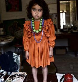 MORLEY MORLEY DRESS LAYNAH MARION ORANGE