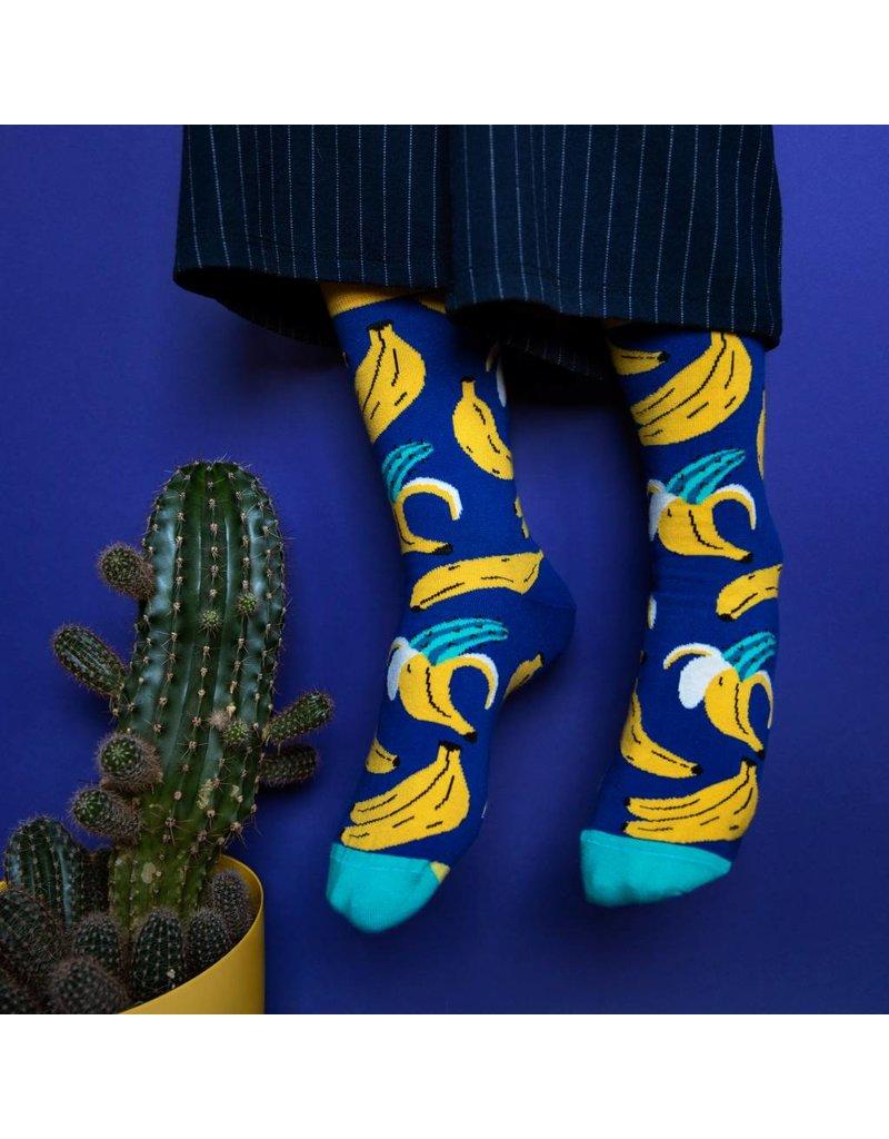 Banana Socks Go Bananas