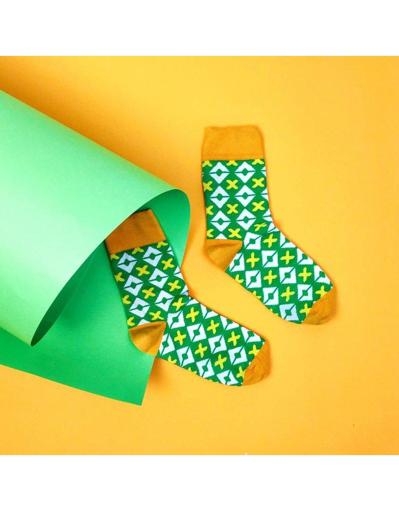 Banana Socks Pattern