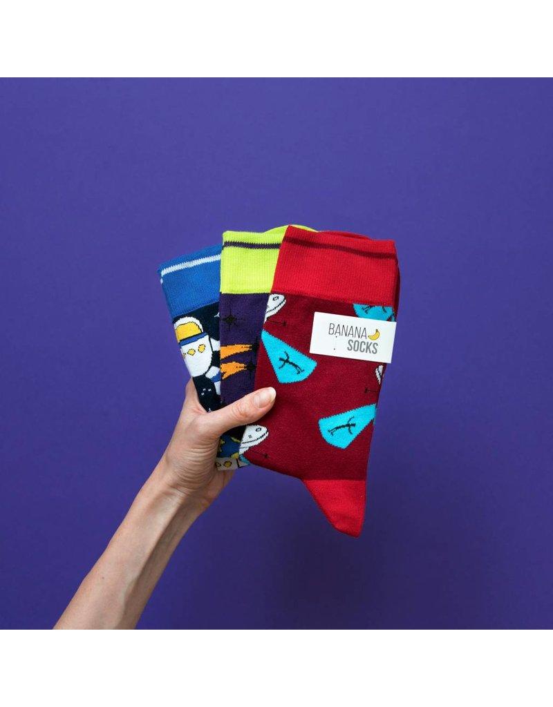 Banana Socks UFO