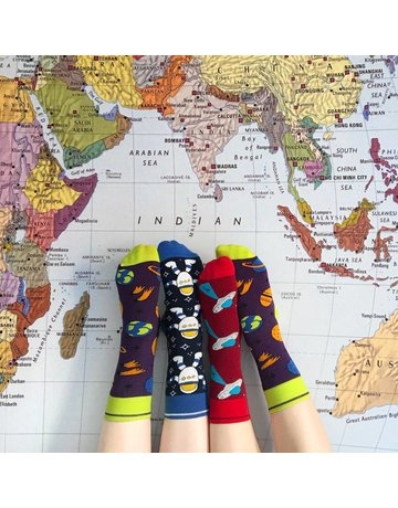 Banana Socks ''Cosmic Stories'' set