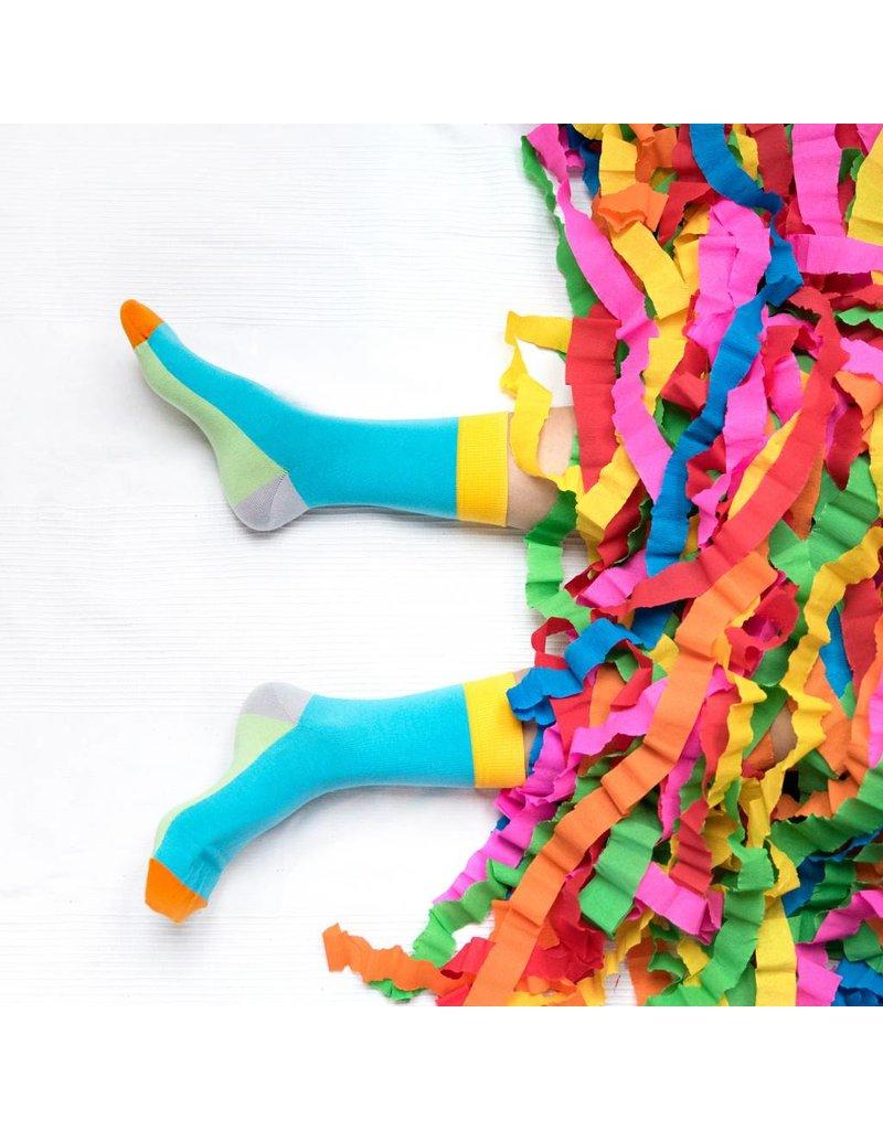 """Banana Socks """"Bold Colors"""" set"""