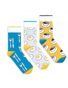 Banana Socks ''Breakfast'' set