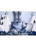 Many Mornings Ice Pinguin