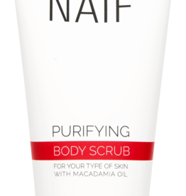 Naïf Purifying Body Scrub 150ml