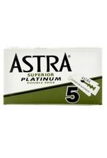 Astra Bambaw Platinum blades double edge