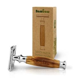 Bambaw Bambaw Safety Razor Bamboo Handle
