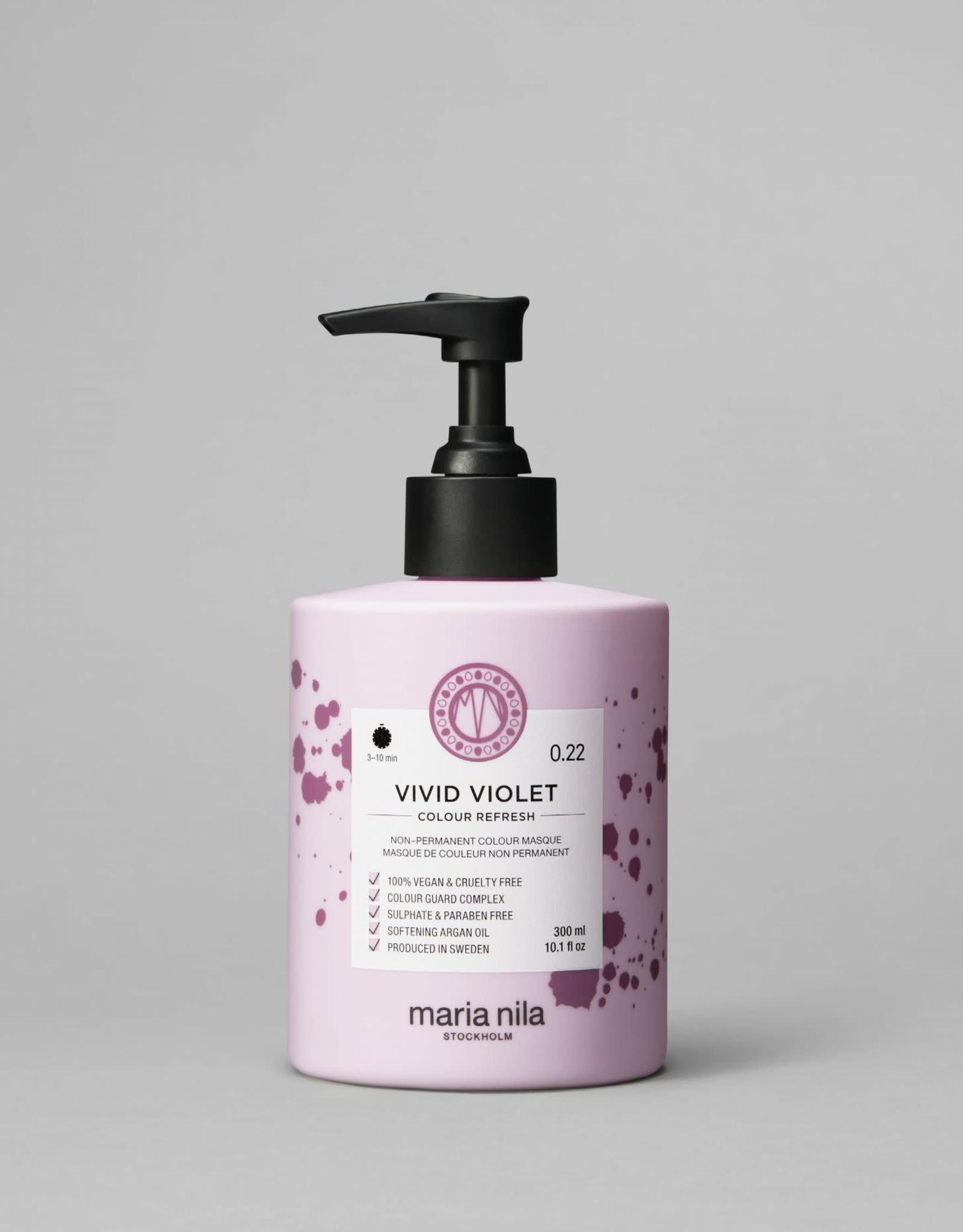 Maria Nila Colour Refresh Vivid Violet 300ml