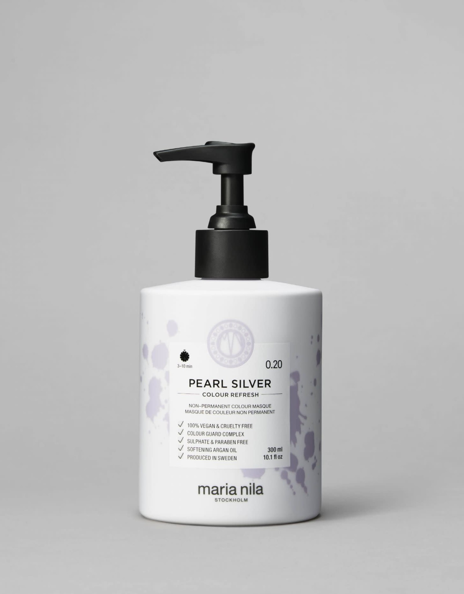 Maria Nila Colour Refresh Pearl Silver 300ml