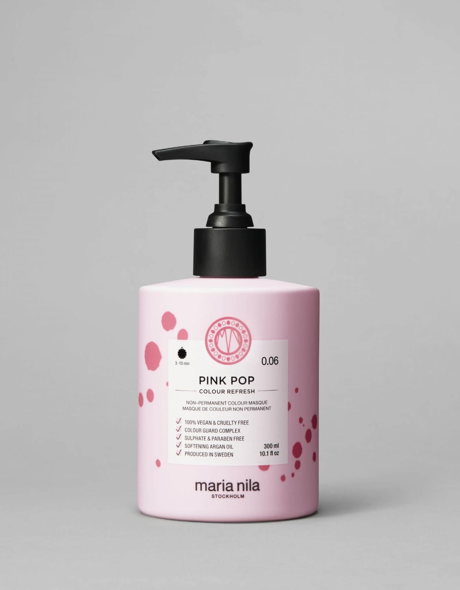 Maria Nila Colour Refresh Pink Pop 300ml