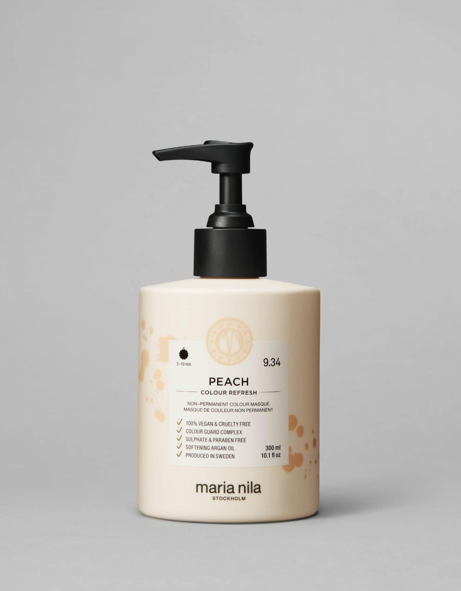 Maria Nila Colour Refresh Peach 300ml