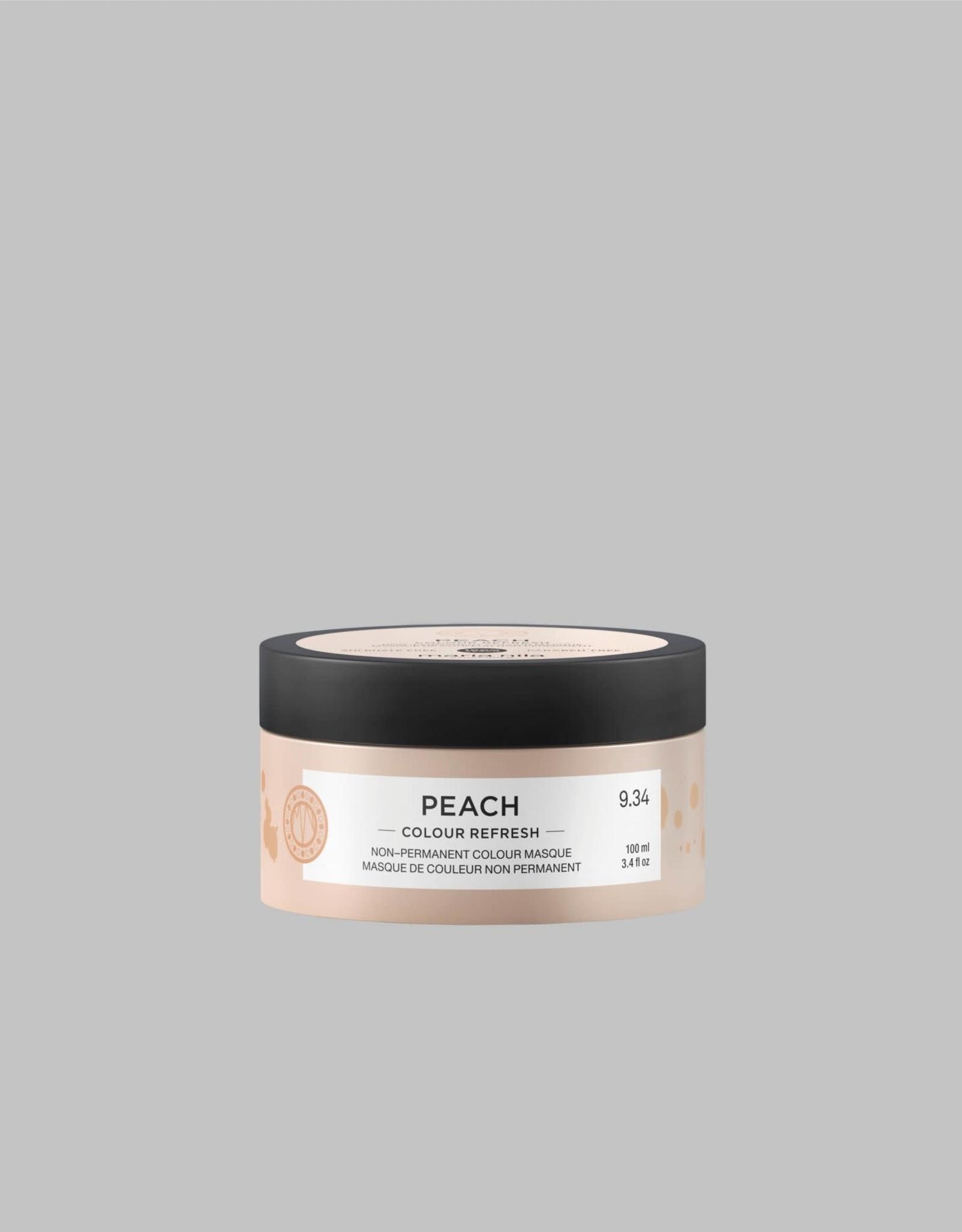 Maria Nila Colour Refresh Peach 100ml