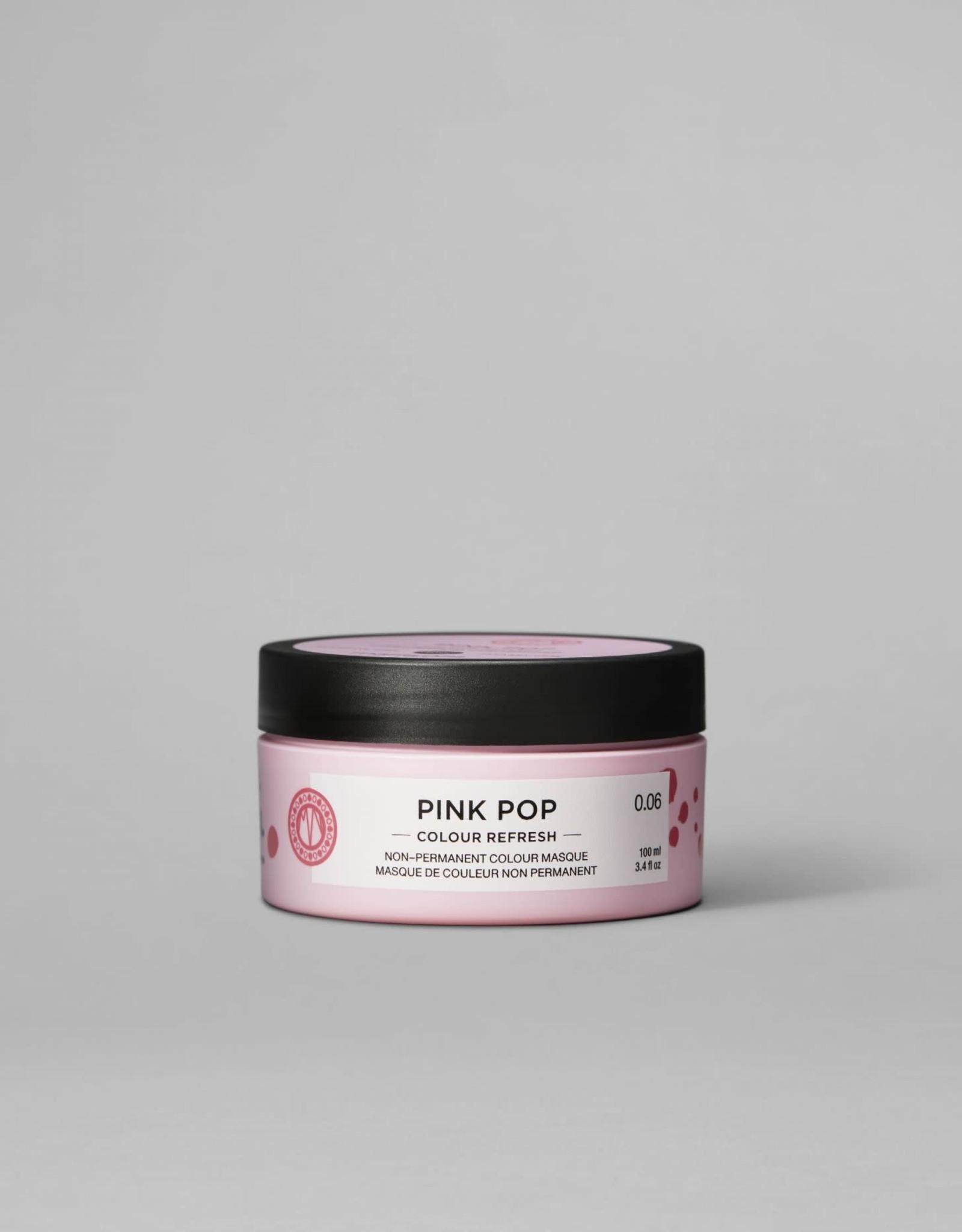 Maria Nila Colour Refresh Pink Pop 100ml