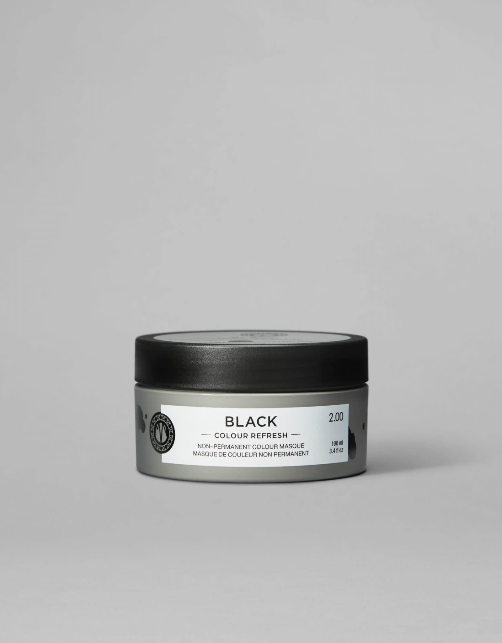 Maria Nila Colour Refresh Black 100ml