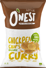 Onest Chickpea Chips Organic Curry