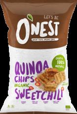 Onest Quinoa Chips Organic Sweet Chili