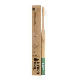 Hydrophil Hydrophil Bamboo Toothbrush Green Medium