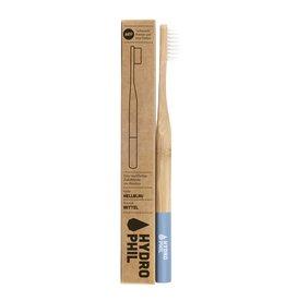 Hydrophil Hydrophil Bamboo Toothbrush Light Blue Medium