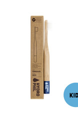 Hydrophil Hydrophil Bamboo Toothbrush Kids Dark Blue Soft