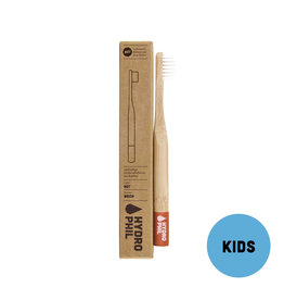 Hydrophil Hydrophil Bamboo Toothbrush Kids Red Soft