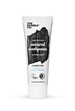 The Humble Co. Humble Natural Toothpaste Charcoal with Fluoride 75ml