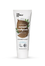 The Humble Co. Humble Natural Toothpaste Coconut flavour Salt with Fluoride 75ml