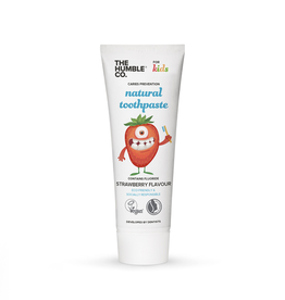 The Humble Co. Humble Natural Toothpaste Kids Strawberry with Fluoride 75ml